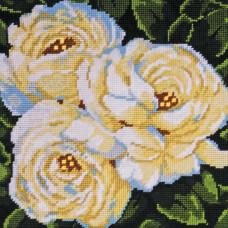 Белые розы (DW2515)