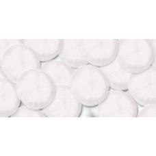 Помпоны белые, 100 шт. (10182 10)