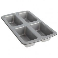 Металлическая форма для выпечки кексов Длинный кекс (W9101)