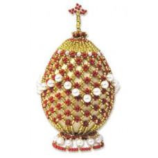 Набор для бисероплетения Риолис Яйцо пасхальное (Б-024)