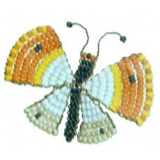 Набор для бисероплетения Риолис Бабочка (Б-045)
