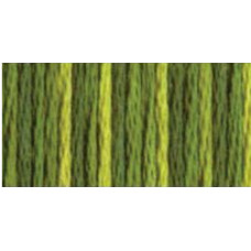 DMC Color Variations, Amazon Moss (417F 4066)