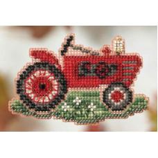Набор для вышивания Mill Hill Дедушкин трактор (MH184204)