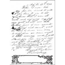 Резиновый штамп Альманах (555146)