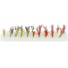 Миниатюрные цветущие кусты (00301)
