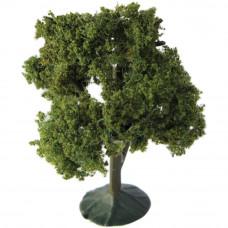 Миниатюрные лиственные деревья, 3 шт.(00321)