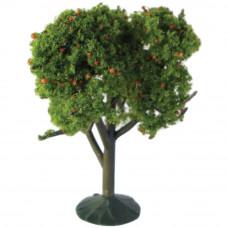 Миниатюрные апельсиновые деревья, 3 шт.(00325)