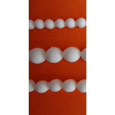 Силиконовый молд Бусы 6,8,10 мм (412)