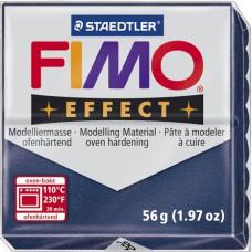 Полимерная глина Fimo Effect Metallic Sapphire Blue (8020-38)