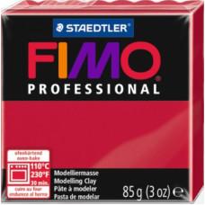 Полимерная глина Fimo Professional Soft, пунцовый (8004 29)