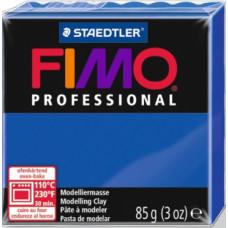 Полимерная глина Fimo Professional Soft, ультрамарин (8004 33)
