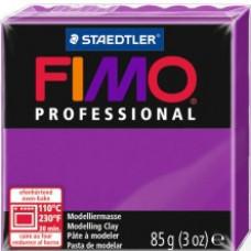 Полимерная глина Fimo Professional Soft, фиолетовый (8004 61)