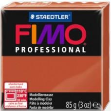 Полимерная глина Fimo Professional Soft, терракота (8004 74)