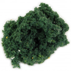Миниатюрные листовые кустарники, 380 см.кв.(00342)