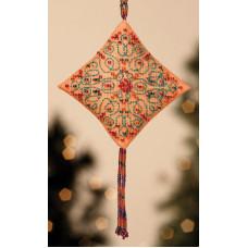 Набор для вышивания Mill Hill  Мандариновый щербет (MH223301)