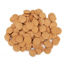 Тающая конфетка Candy Melts, цвет арахисовое масло, 340 г (W1911-12 1516)