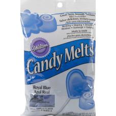 Тающая конфетка Candy Melts, цвет королевский синий, 340 г (W1911-12 4320)