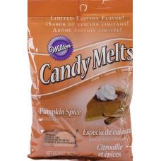 Тающая конфетка Candy Melts, цвет тыквенные специи, 280 г (W123)