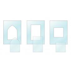 Набор диффузоров для тиснения Sizzix BIGkick/Big Shot/Vagabond Embossing Diffusers (658728)