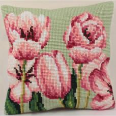 Подушка Tulipe A Gauche - Тюльпаны (5069)