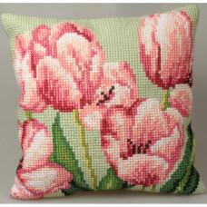 Подушка Tulipe A Droite - Тюльпаны (5070)