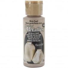 Акриловая краска Dazzling Metallics Mink Pearl, 59мл (DM DA307)