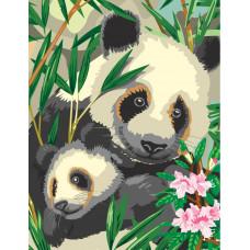 Панда с малышом (PJS 39)
