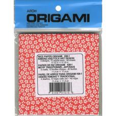Бумага для оригами, 40 шт. (KM-1)