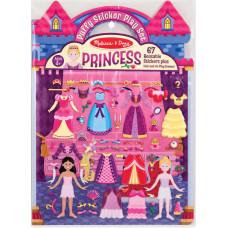 Набор стикеров Принцессы (MD9100)