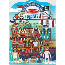 Набор стикеров Melissa & Doug Пираты (MD9102)
