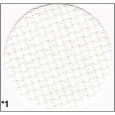 Aida 11 (1007/100) White, белая, метраж