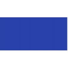 Краска акриловая для кожи и винила, синяя кобальтовая, 59 мл.(71433)