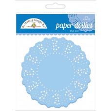 Бумажные салфетки Голубой джинс, 75 шт.(DD 4458)