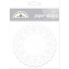 Бумажные салфетки Белая лилия, 75 шт.(DD 4460)