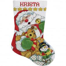 Santa Stocking - Санта (DW5414)