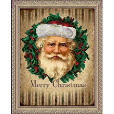 Набор для вышивания бисером Краса і творчість Рождественские истории 1 (11114 )