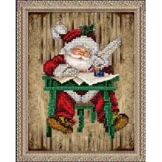 Набор для вышивания бисером Краса і творчість Рождественские истории 3 (31114)