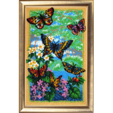 Порхающие бабочки (110)