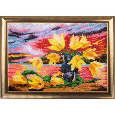 Желтые тюльпаны (234)