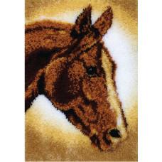 Набор для ковроткачества Caron Конь (426404C)