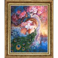 Райские птицы (по картине J.Wall) (447)