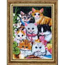 Семеро котят (593)