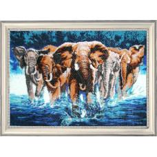 Африканские слоны (603)