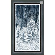 Зимний лес (М-173)