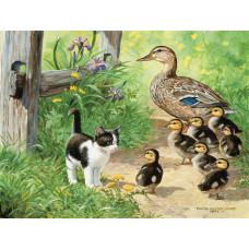 Паззл Duck Inspector, 500 эл. (51917)