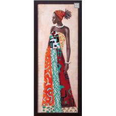 Африканская красавица (Б-704)