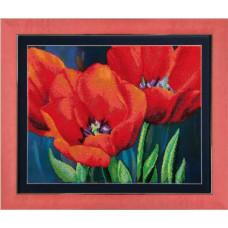 Вечерние тюльпаны (Б-715)