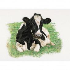 Корова, лен (TG451)