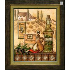 Набор для вышивания крестиком Чарівна мить Солнечная долина (М-204)