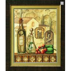 Набор для вышивания крестиком Чарівна мить Спелый урожай (М-205)